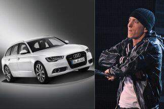 Eminem demandó a Audi por el uso no autorizado de su tema 'Lose Yourself...
