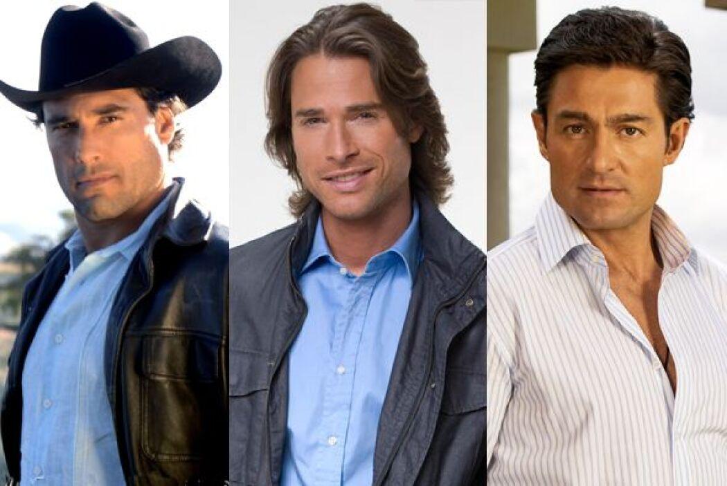 En Univision tlnovelas hemos tenido los mejores galanes de telenovela....