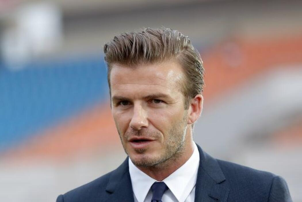 19. David Beckham  Ganancias netas: $47 millones.  Presencia en radio y...