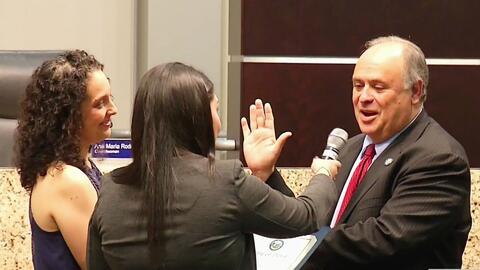 Juan Carlos Bermúdez se juramentó como alcalde de El Doral