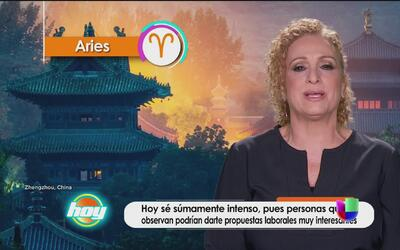 Mizada Aries 27 de octubre de 2016