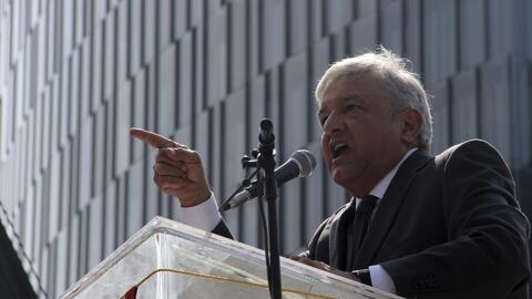 'Chicago en un Minuto': anuncian la visita del político Andrés Manuel Ló...