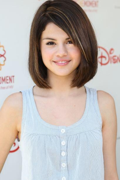 Comenzó su carrera a muy temprana edad. A los siete años, Selena debutó...