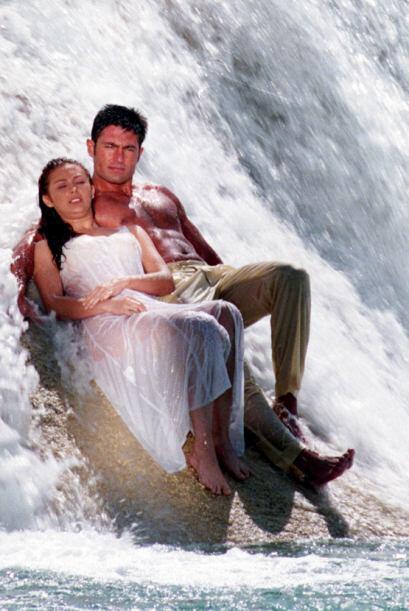 Sus amores en el agua eran de lo más románticos.