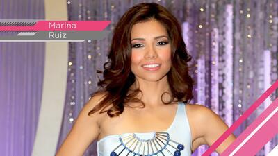 Marina Ruiz: 'Yo fui mi peor enemiga'