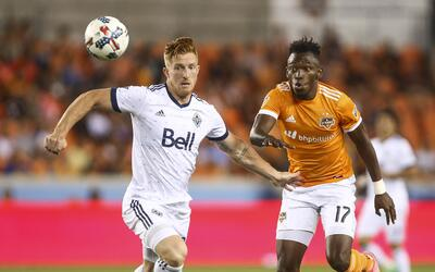 Alberth Elis Houston Dynamo vs Vancouver