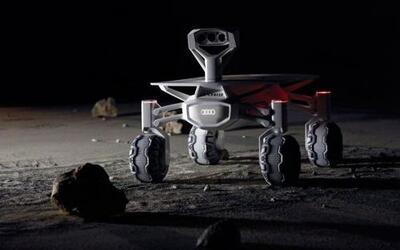 La marca de los aros participará en el Google Lunar XPRIZE, una competen...