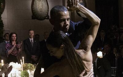 En fotos, los mejores y curiosos momentos del gobierno de Barack Obama
