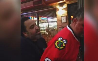 Ciudadano canadiense demanda a oficial de Chicago por uso excesivo de la...