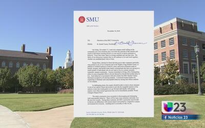 Estudiantes de SMU reaccionan a volantes con mensajes racistas