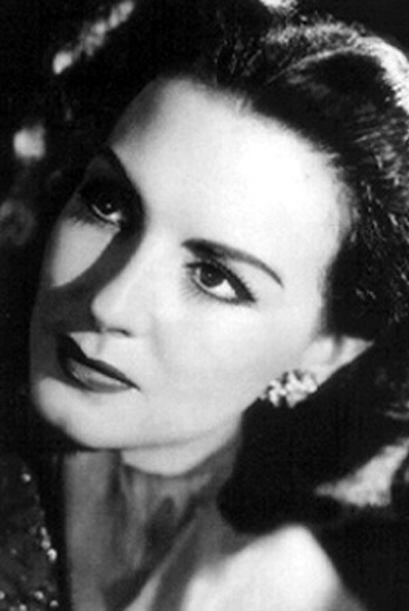 Ya para este momento ella era toda una diva del cine y la televisi&oacut...