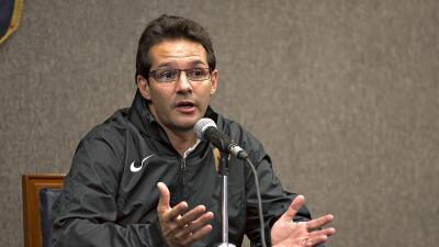 Antonio Sancho: 'Contra América, está el orgullo y el pase a la Final'