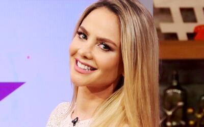 Ximena Córdoba confirma que hará escenas calientes en la novela 'En tier...