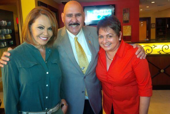 No te pierdas la cobertura especial de Noticiero Univision, desde la fro...