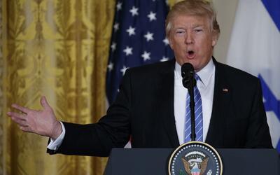 Trump: Michael Flynn ha sido tratado injustamente por los medios