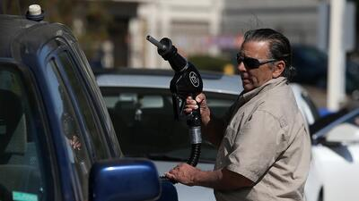 La gasolina aumentará 30 centavos por galón.