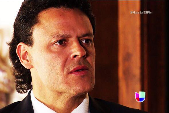 Lo sentimos Salvador, no hay de otra, Sofía se casará con el antipático...