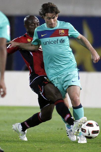 El equipo de Guardiola tuvo que luchar para conseguir el triunfo ante un...