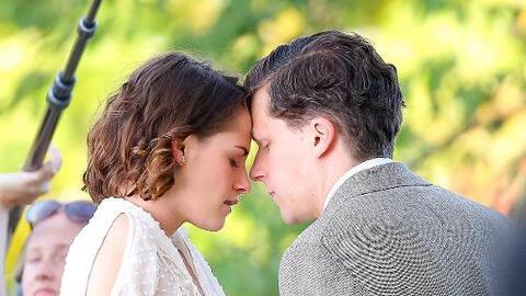 Kristen Steward y Jesse Eisenberg
