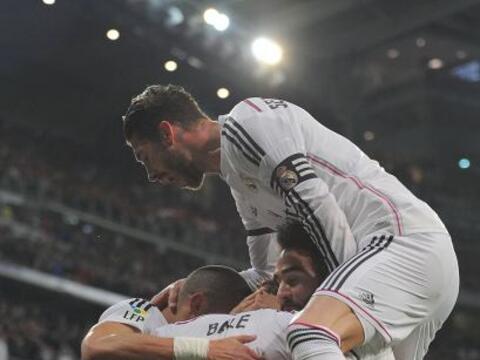 Previo al clásico español Real Madrid derrotó en el...