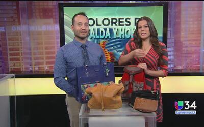El peso de tu bolso podría ocasionarte dolores de espalda y cuello