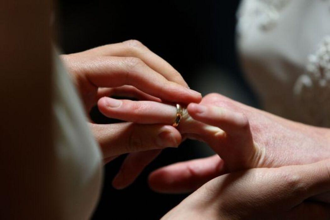 """""""El matrimonio sigue siendo todavía muy importante en este país, pero no..."""