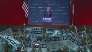 Donald Trump visitó Georgia
