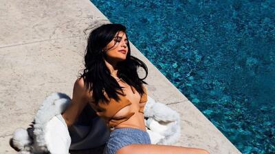 Kylie Jenner desmintió su embarazo en Twitter.