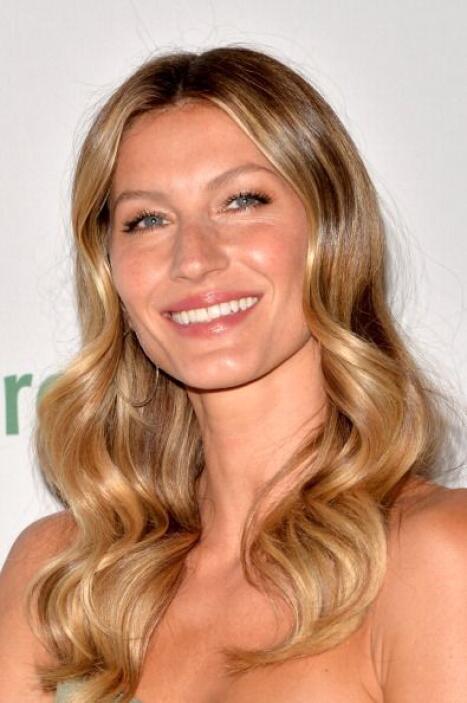 89.- GISELE BUNDCHEN: Tiene 34 años y es una de las supermodelos brasile...