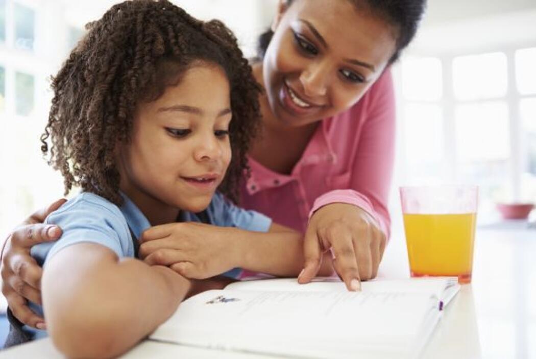 Sea positivo respecto a la tarea. Recalque a su hijo la importancia de l...