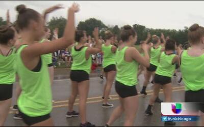 Desfile del Día del Trabajo en Illinois