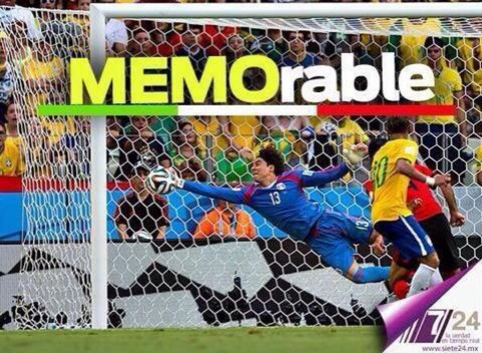 Memorable en efecto. Todo sobre el Mundial de Brasil 2014.