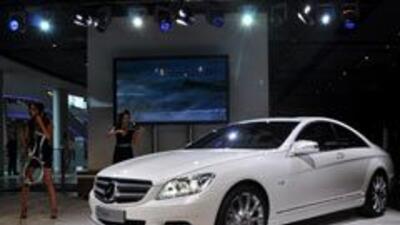 Mercedes-Benz CL 2011