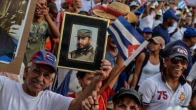 En los últimos años, el líder de la revolución cubana ha pasado el 13 de...
