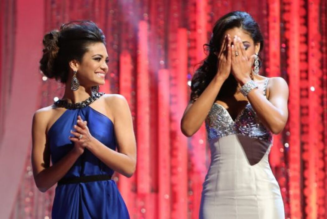 Nabila Tapia se conviritió en la tercera chica en recibir el pase dorado...