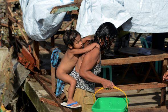 Por esa razón, MSF ha enviado a equipos a la isla de Samar, la isla de P...