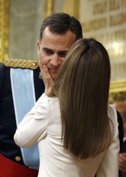España tiene nuevo rey y nueva reina.