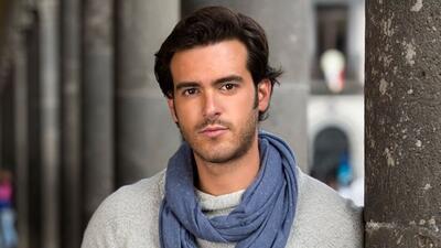 Pablo Lyle es Cristobalen La Sombra Del Pasado.