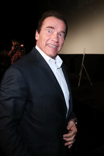 ¿O tú qué dices, Arnold? Mira aquí los videos más chismosos.