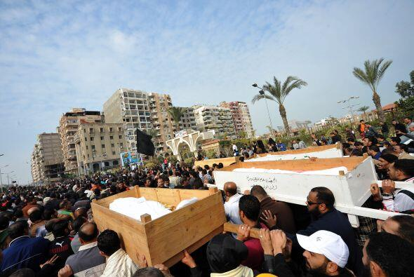 Este lunes fallecieron otros 3 heridos en los disturbios ocurridos allí...