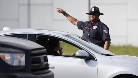 Policía de Texas, conductores