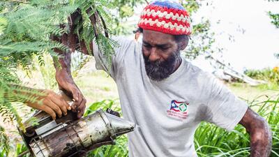Finca Conciencia en Vieques