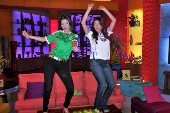 No cabe duda que en Despierta América tenemos talento para el baile.