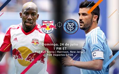 NY Red Bulls vs. New York City FC DL