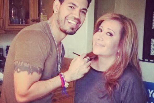 Jessica convivió con Jacob, el maquillista de Jenni y muchas otra...