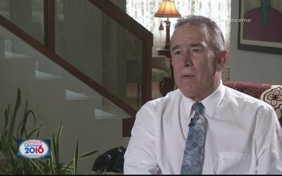 Manuel Cidre habla de su motivo para correr por la Gobernación de Puerto...