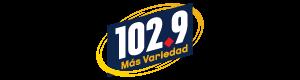 102.9 mas variedad header logo