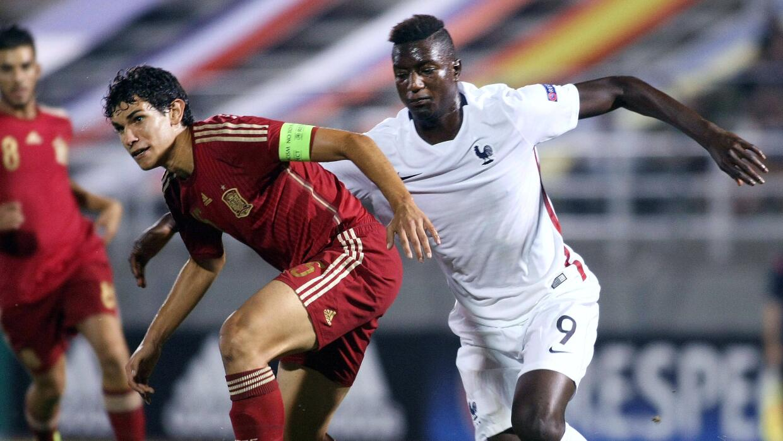 El Madrid adquiere a un seleccionado Sub-19 que seguirá en Zaragoza cedido