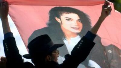 Michael Jackson es, por cuarto año consecutivo, la celebridad fallecida...