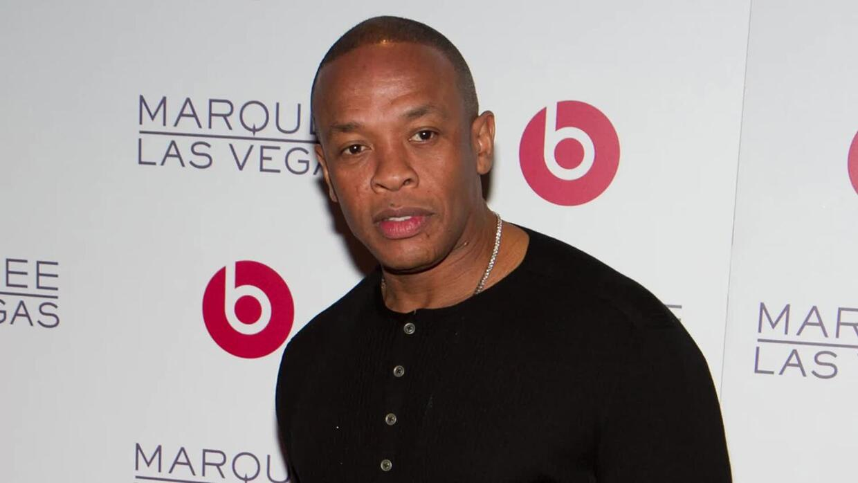 Dr. Dre esposado en su casa luego de incidente de riña de tránsito